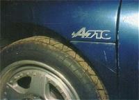 Alpine W71 logo